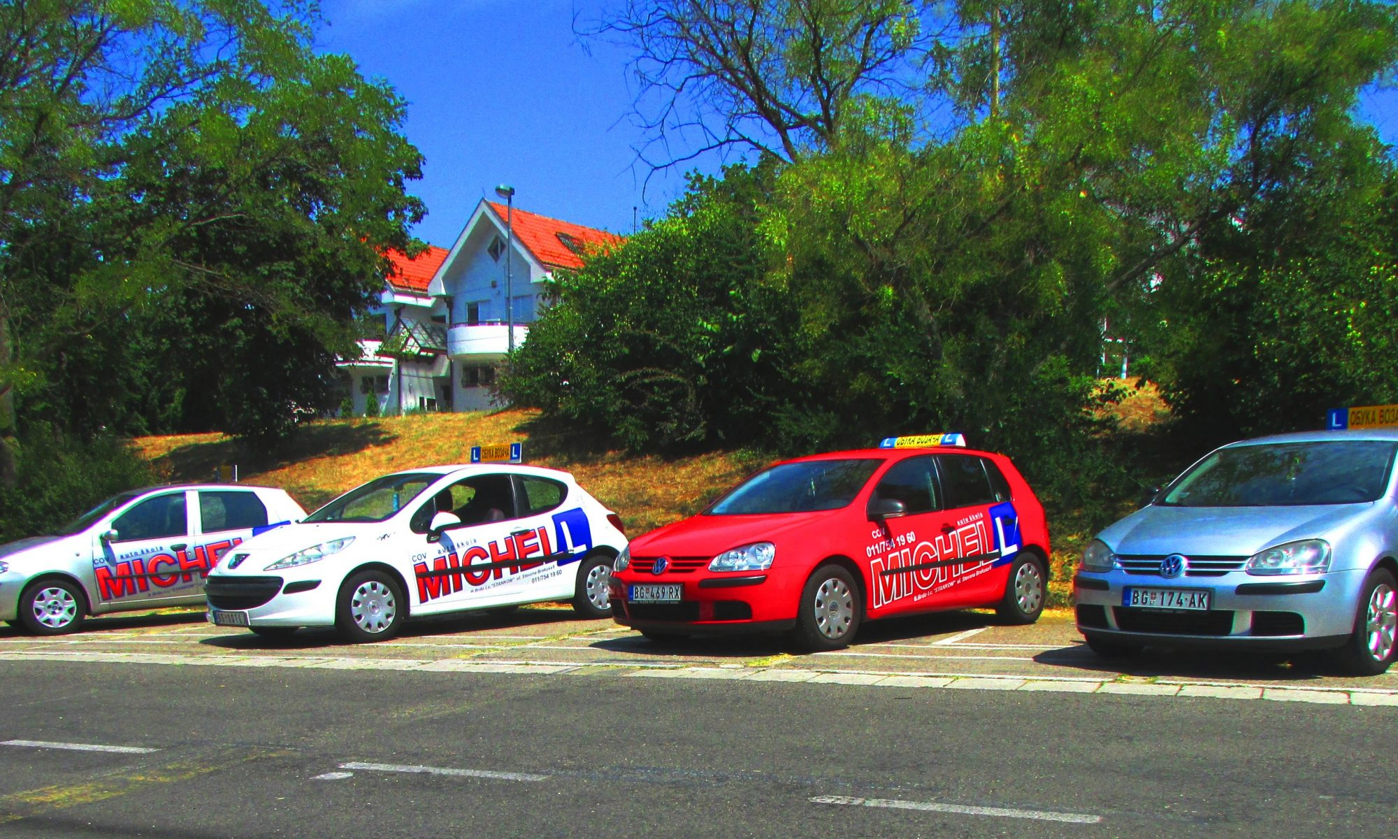 Auto Škola MICHELL, Beograd, Banovo brdo, Stevana Brakusa 6